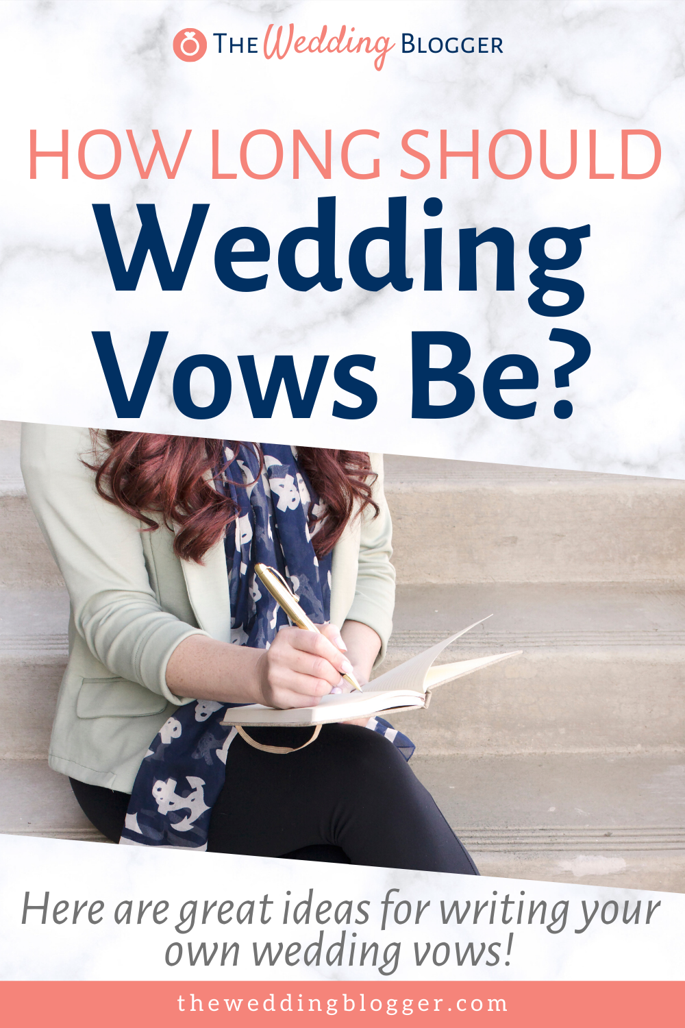 How Long Should Wedding Vows Be The Wedding Blogger