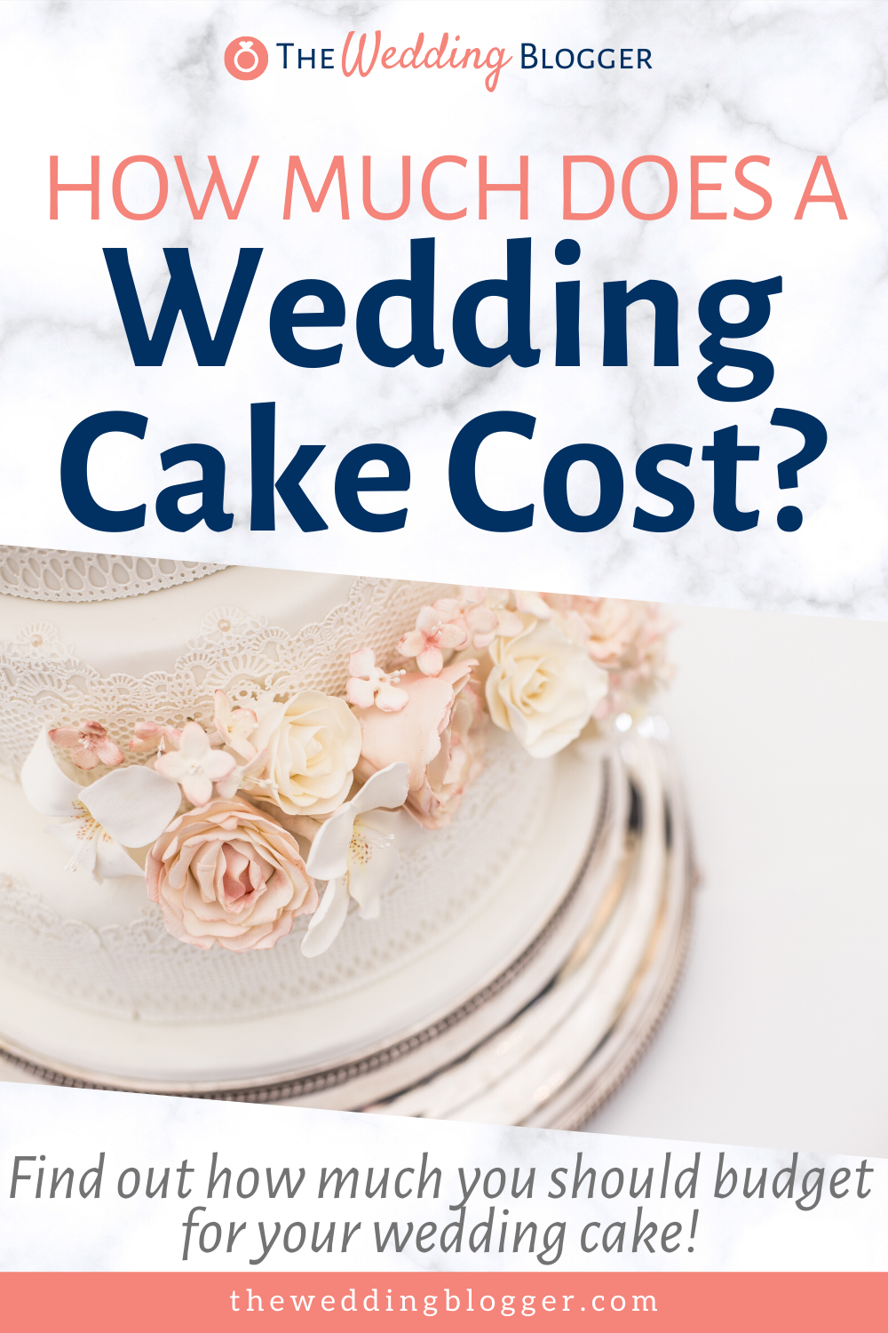 How Much Does A Wedding Cake Cost On Average The Wedding Blogger