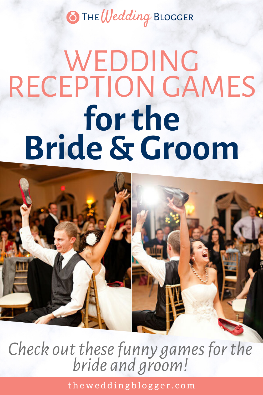 Funny Wedding Reception Games for the Bride and Groom - The Wedding Blogger