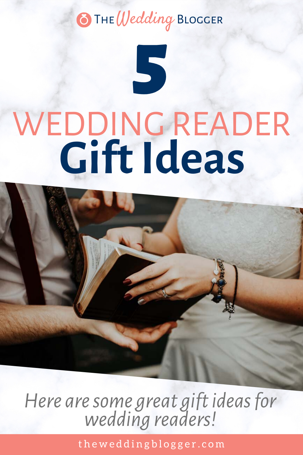 5 Wedding Reader Gift Ideas And Etiquette The Wedding Blogger